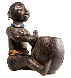 Luba Fetish, D. R. Congo