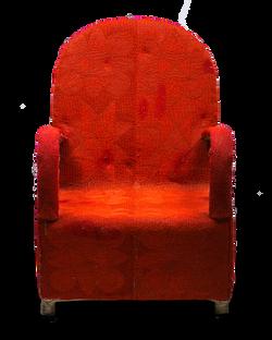 Beaded Chair