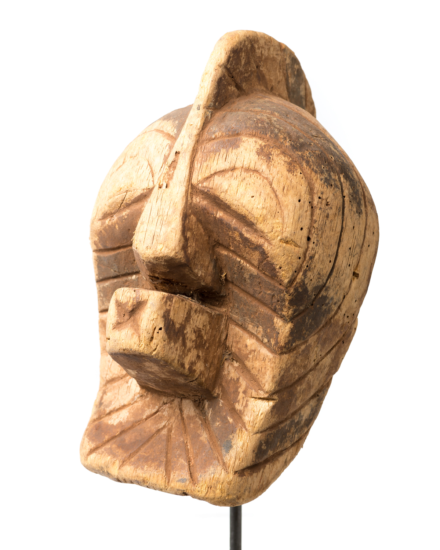Songye Mask, D.R. Congo