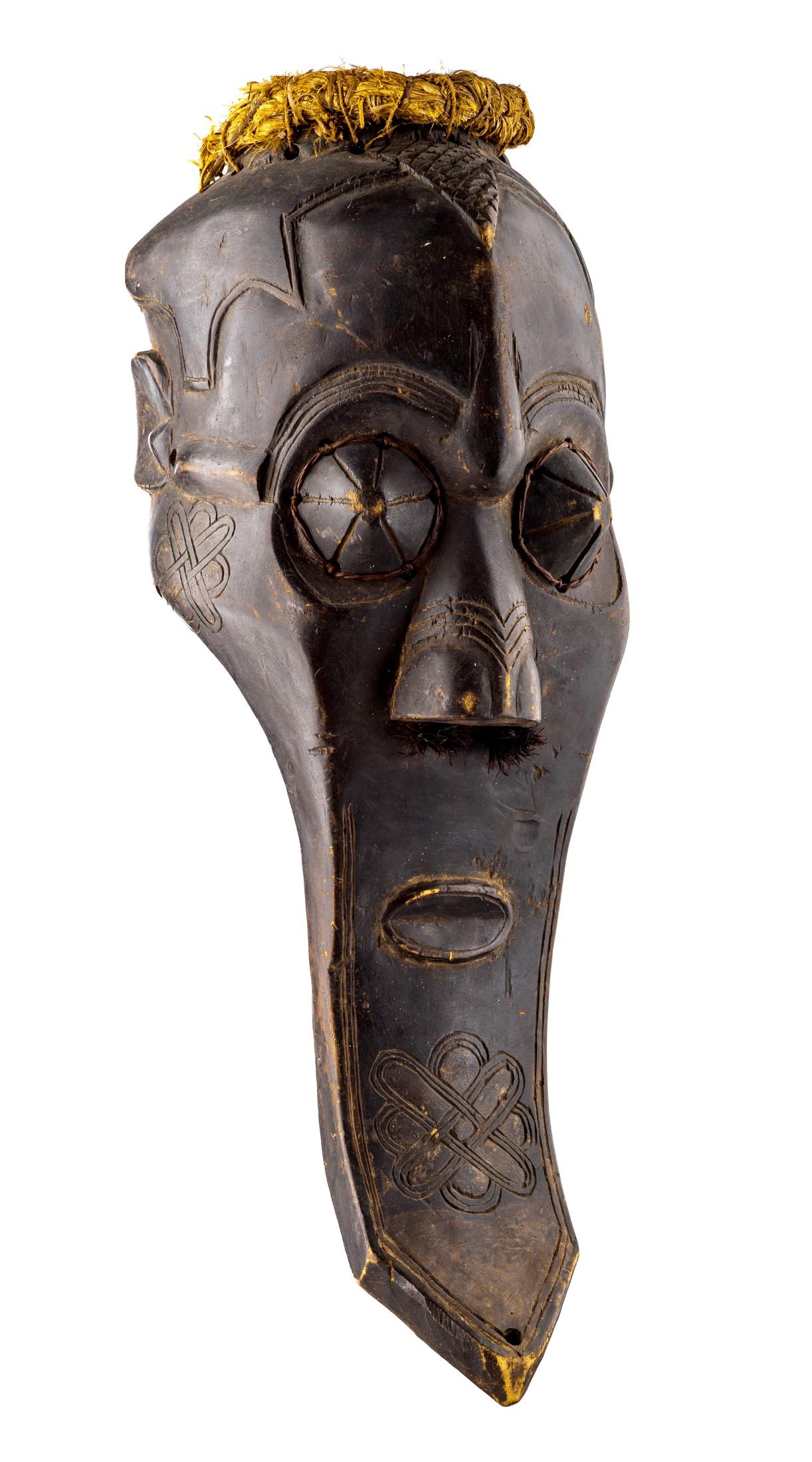 Kuba Mask, Congo