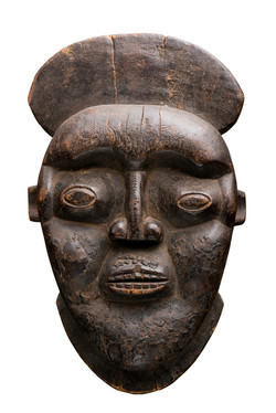 Bamum Mask, Cameroon