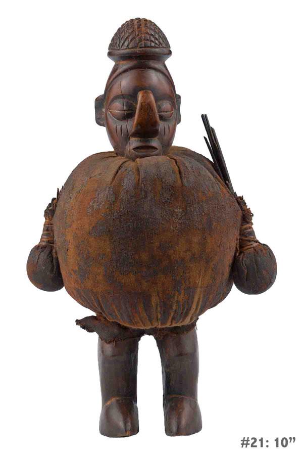 Yaka Fetish Figure