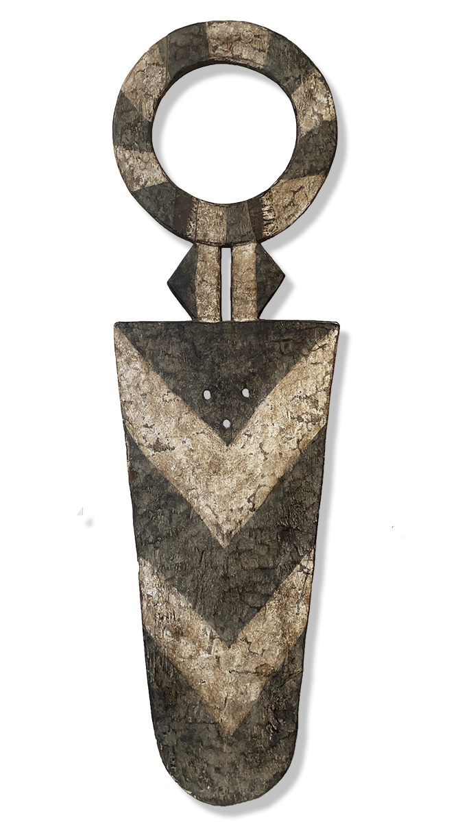 Bedu Mask, Burkina Faso
