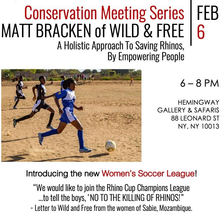 Matt Bracken of Wild & Free Invite