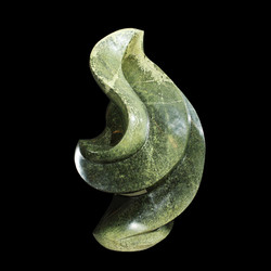 Leopard Stone Abstract