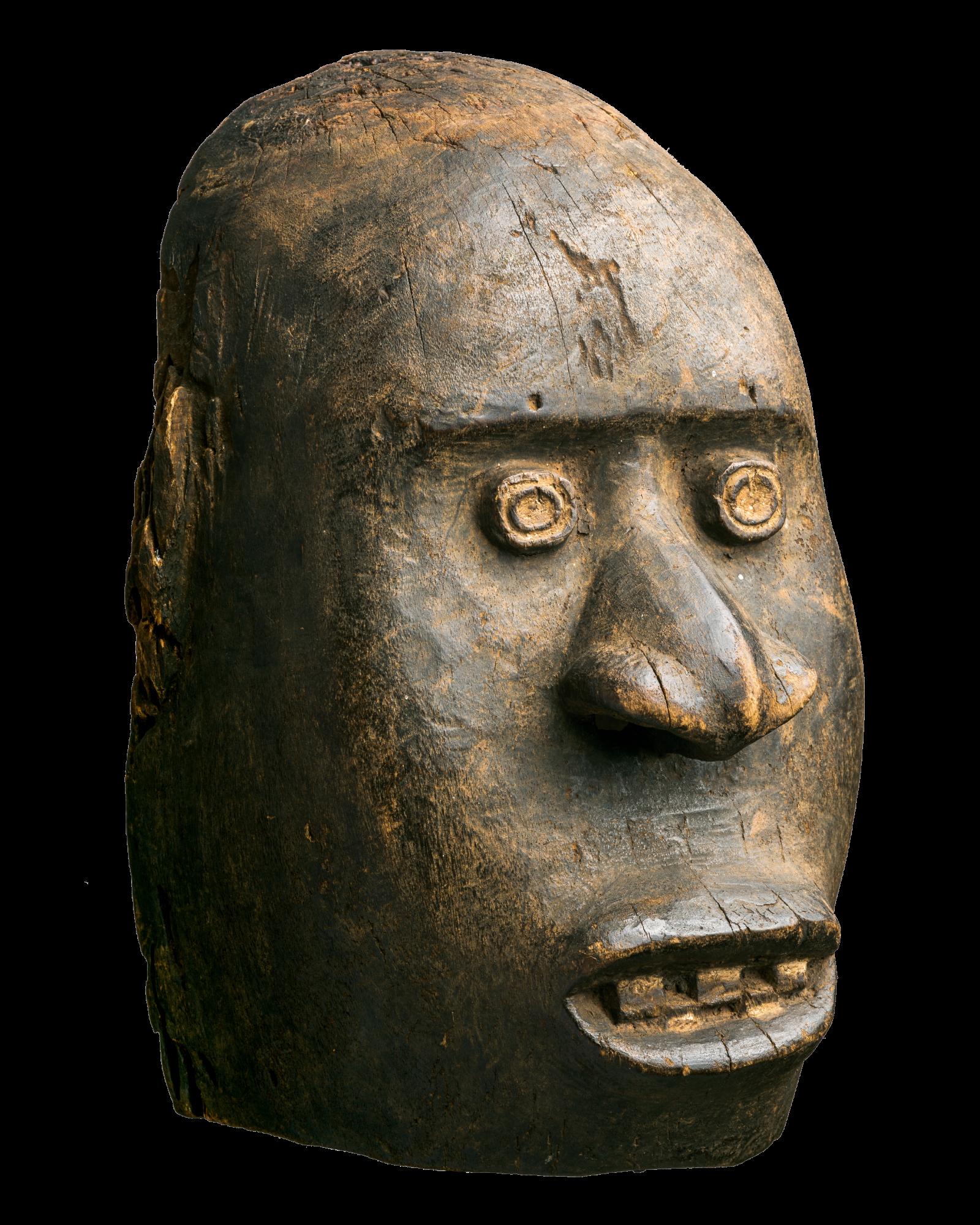 Makonde Mask, Tanzania
