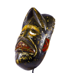 Ibibio Mask, Nigeria