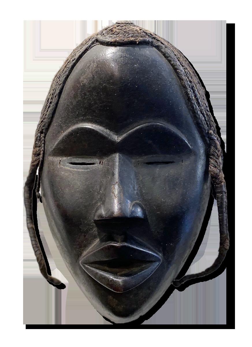 Dan Mask, Ivory Coast/ Liberia