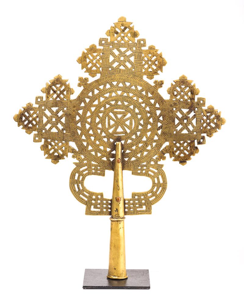Coptic Cross, Ethiopia