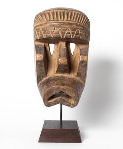 Bassa Mask, Liberia