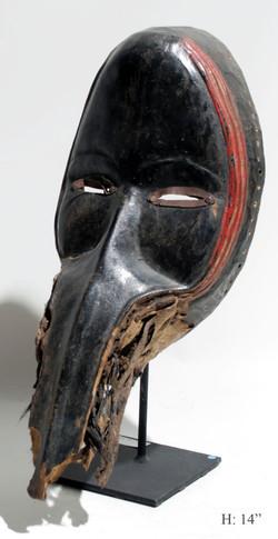 Dan Mask, Liberia/ Ivory Coast