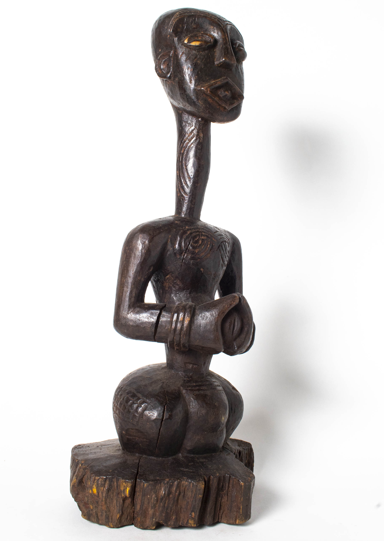 Kuba Figure, D.R. Congo