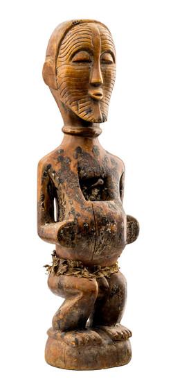 Songe Fetish Figure, D.R. Congo