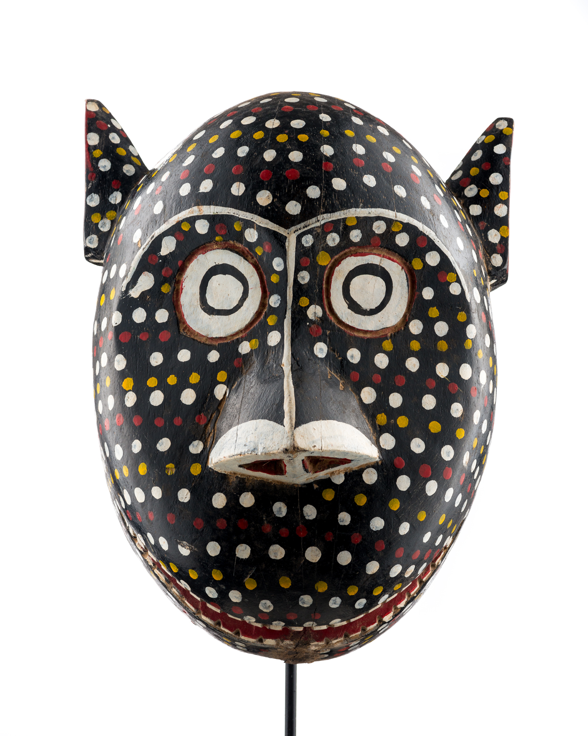 Bozo Cat Mask, Mali