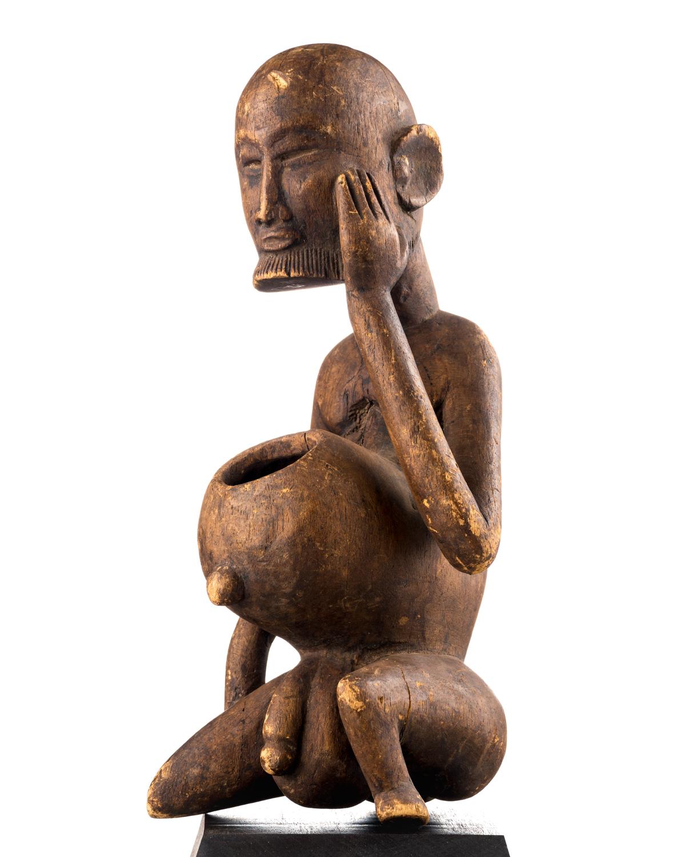 Dogon Offering Bowl, Mali