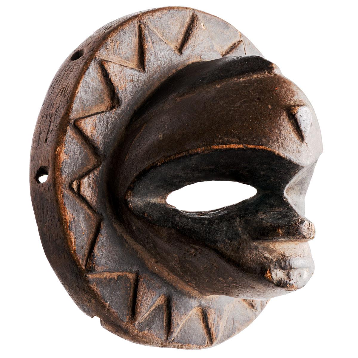 Eket Mask, Cameroon