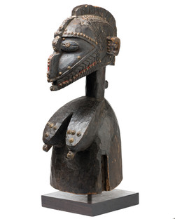 Nimba Figure. Baga, Guinea