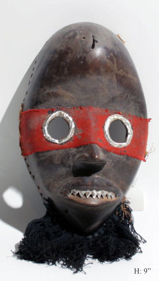Mask, Liberia/ Ivory Coast