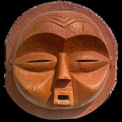 Mbunda Mask, Angola
