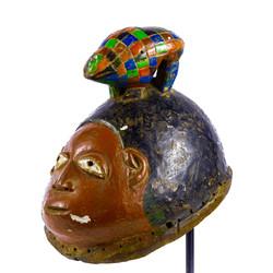 Yaruba Mask, Nigeria