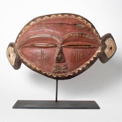 Pende Mask, D.R.Congo