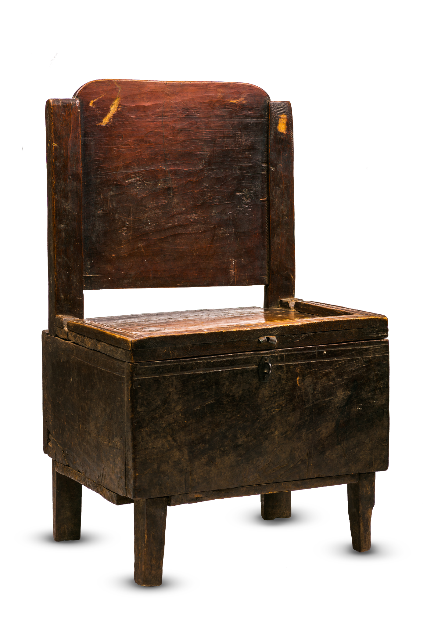 Chair with Chest, Ethiopia