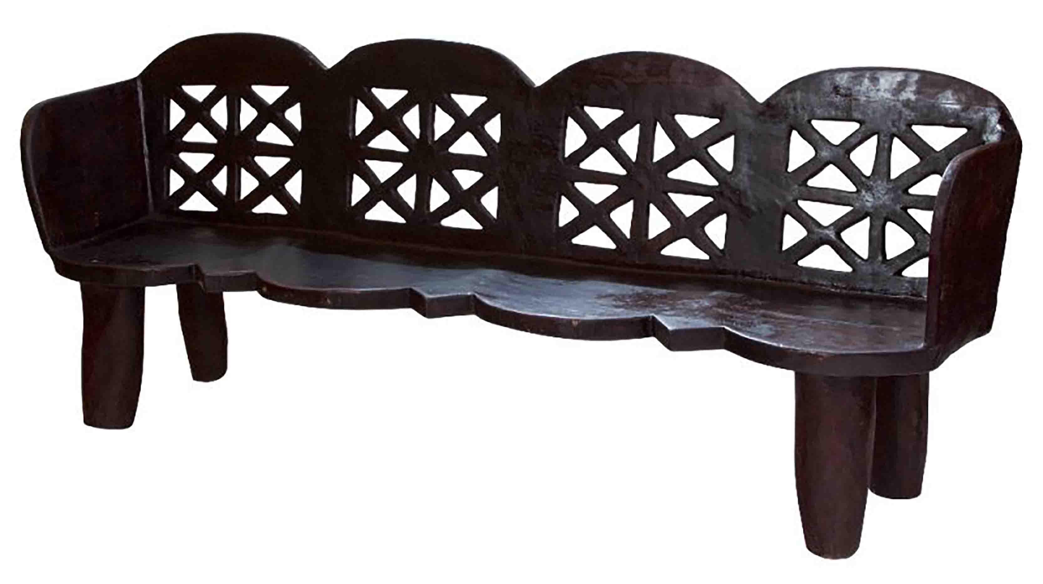 Geometric Bench, Ethiopia