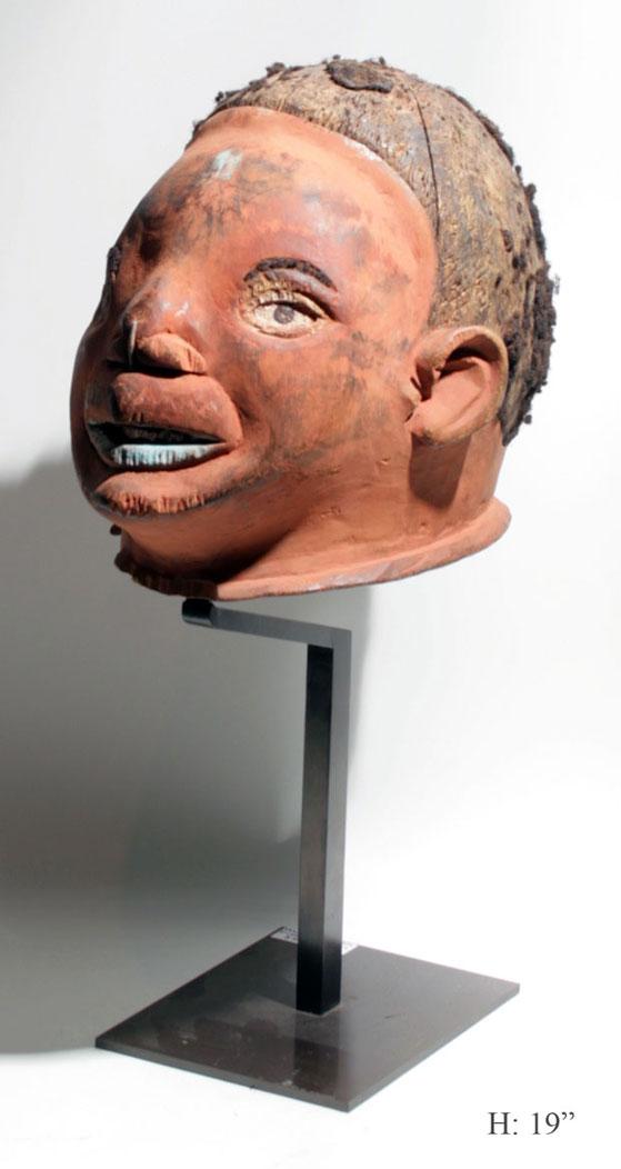 Makonde Lipiko Mask, Tanzania