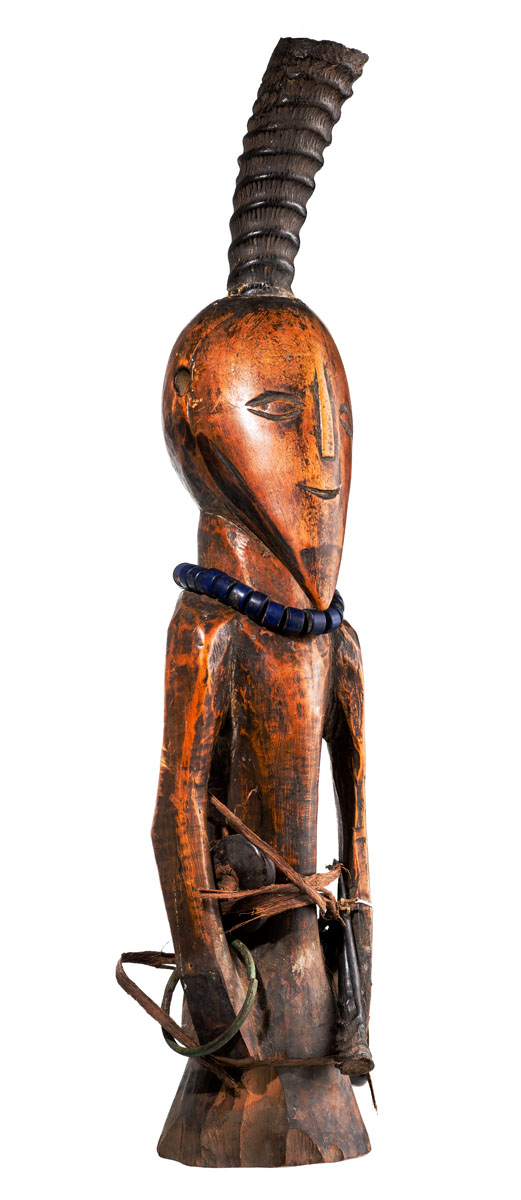 Songye Figure, D.R. Congo