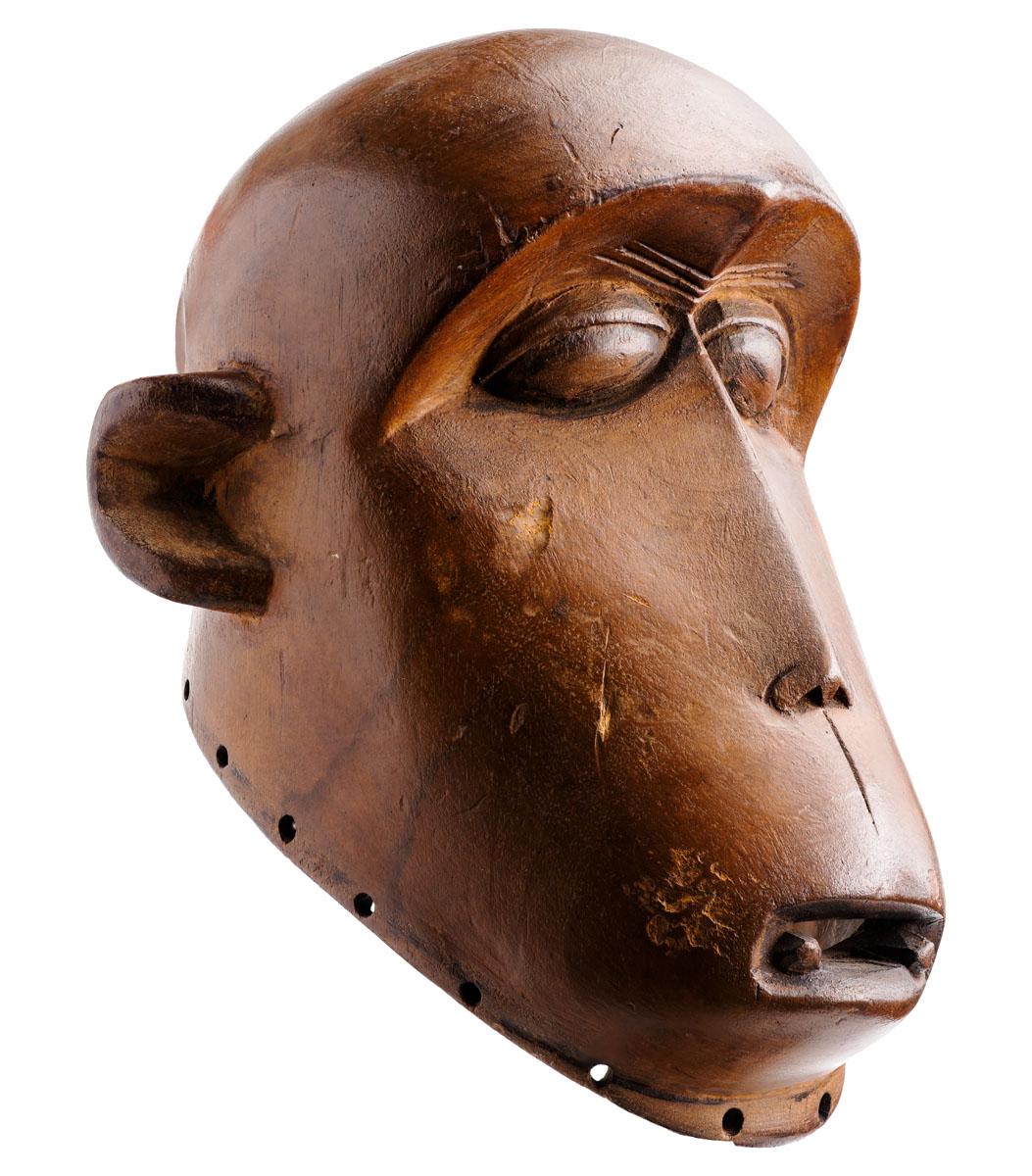 Fang Baboon Mask, Gabon