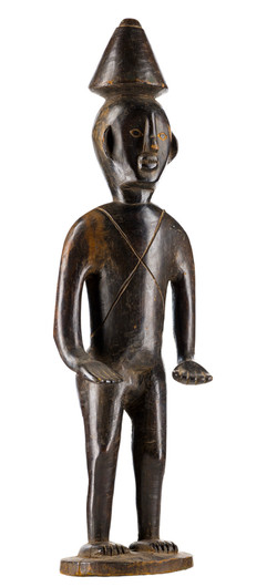 Mossi Figure, Burkina Faso