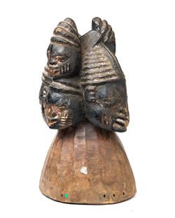 Yoruba Janus Headdress, Nigeria