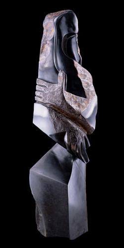 Mother by Nicholas Mukomberanwa