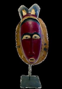 Bouro Mask, Ivory Coast