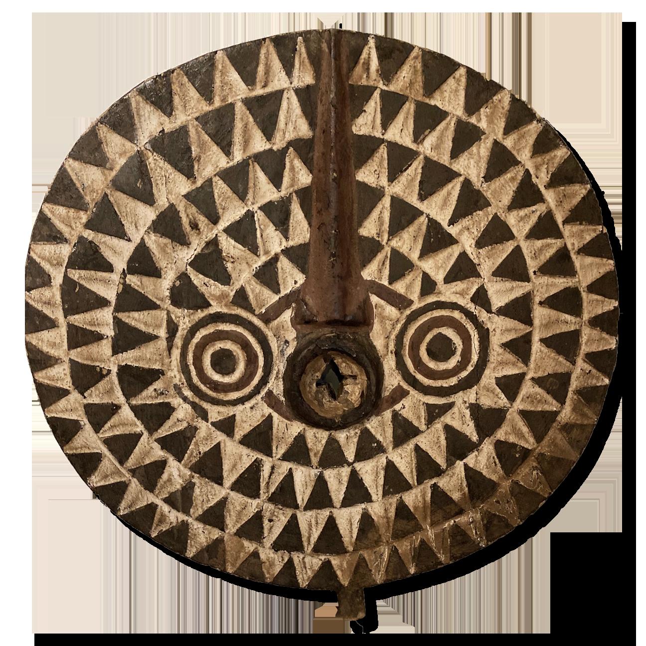 Bobo Bwa Sun Mask, Burkina Faso