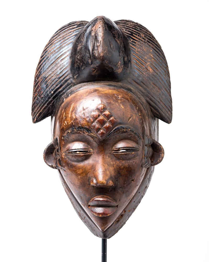 Punu Mask, Gabon