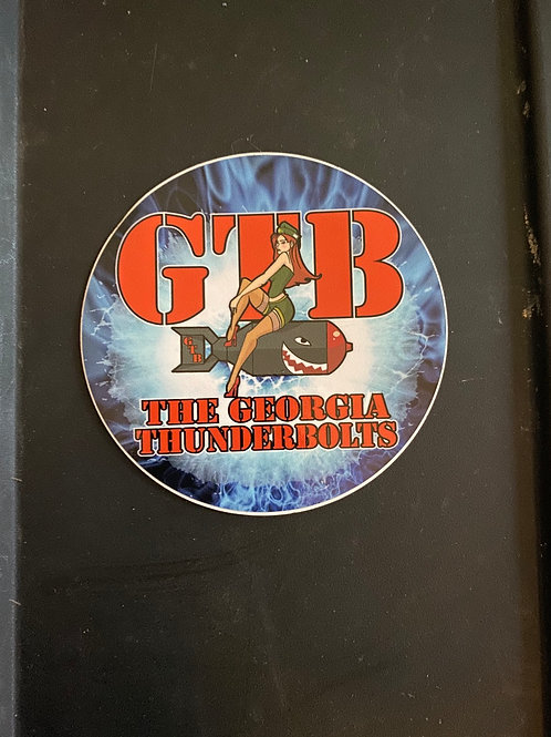 GTB Stickers