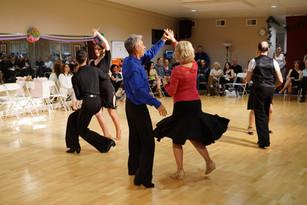 Steve and Rita at Dancebration