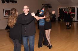 Friday night social dance night