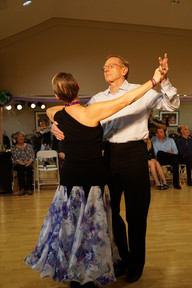 Diane and Marc dancing on Dancebration Day