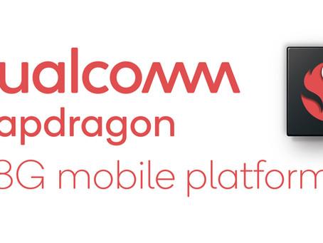 Qualcomm Releases Snapdragon 768G 5G Mobile Platform
