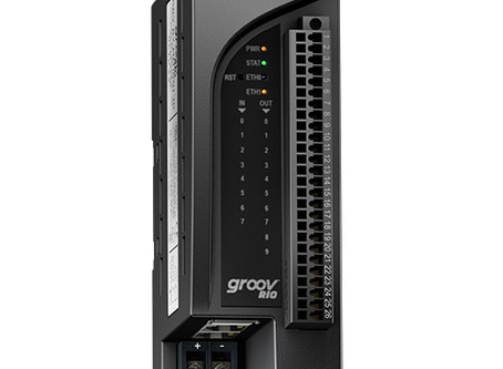 Opto 22 Announces groov RIO - I/O for the IIoT