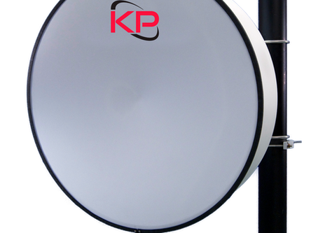 KP Performance Antennas Adds 2-foot and 3-foot Antennas with Mimosa B11 Mounting Kits to Line-Up