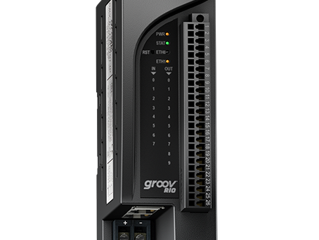 Opto 22 Announces groov RIO—I/O for the IIoT