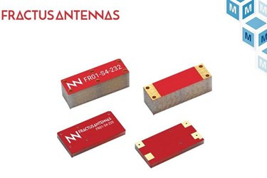 Mouser Signs Agreement with Fractus Antennas