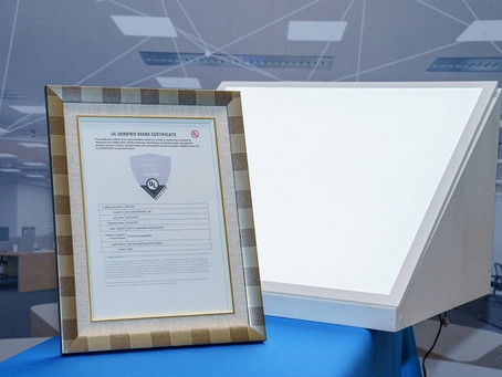 First Smart Lighting Product Achieves a UL Iot Security Rating