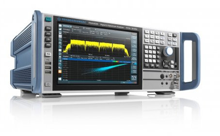 Rohde & Schwarz Bring 1GHz Analysis Bandwidth to a Mid-Range Signal and Spectrum Analyzer for 5G NR