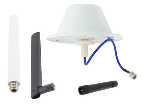 Pasternack Launches 5G Omni, Rubber Duck, and In-Building Dome Antennas