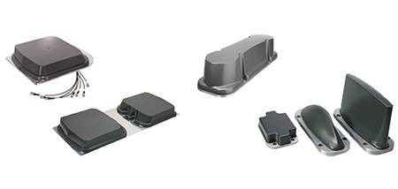 Huber+Suhner Unveils Updates for Sencity Rail Antennas