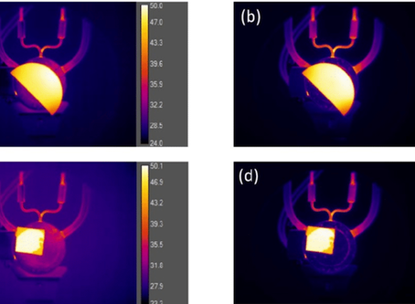 Depth Thermography Measures Temperature in 3D Objects